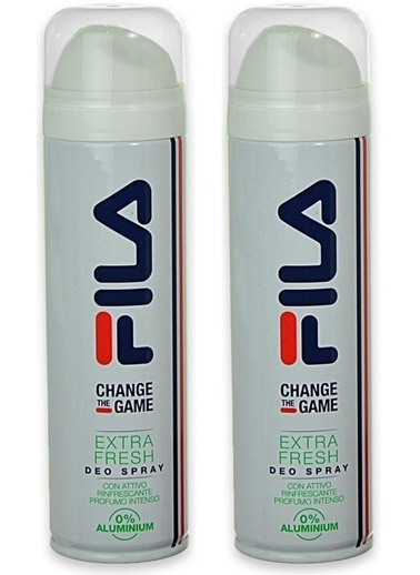 Fila Fila Change The Game Extra Fresh 150 ml x 2 Deodorant Sprey Set Renksiz